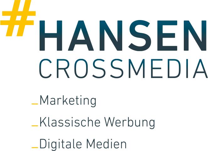 Hansen Crossmedia Logo Claim